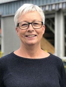 Säljare Sussi Johansson