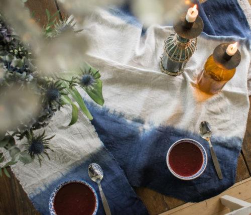 Herdins textilfärg inspiration dipdye färga kläder och hemtextil