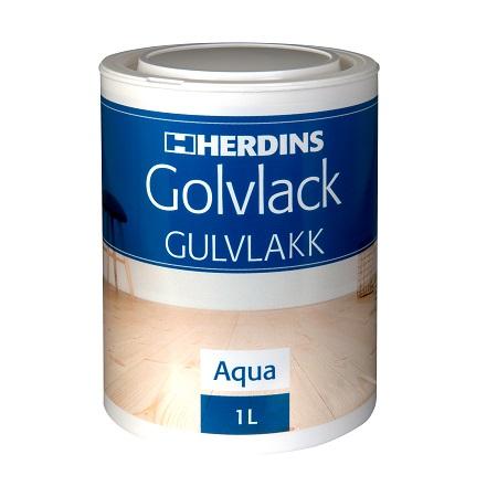 Herdins Golvlack 1l skydda dina golv
