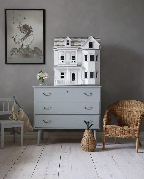 Herdins Hårdvaxolja pigmenterad vit, vackra trägolv, behandla golv