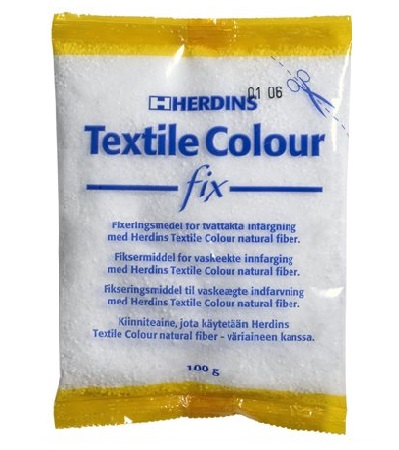 Herdins Textile Colour fix