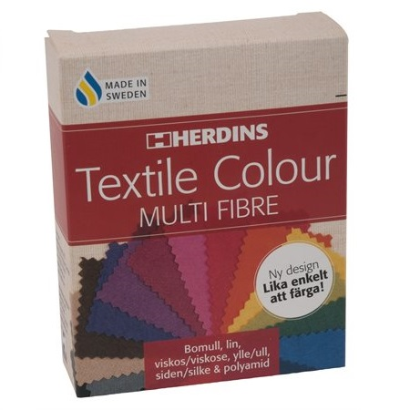 Herdins Textile Colour multi fibre