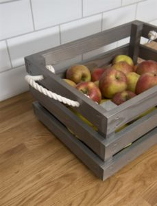 inspiration lackbets äppelkorg