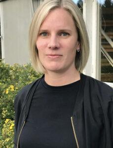 Produktkoordinator Josefin Nilsson