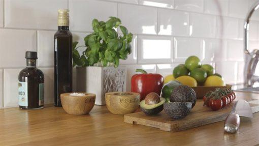 Kök med grönsaker