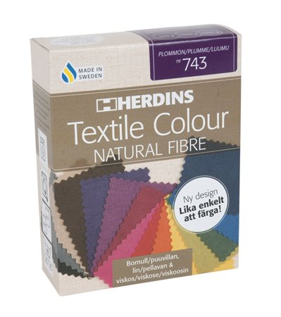 Herdins Textile Colour natural fibre
